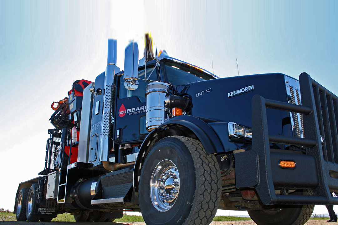Wolverine Group Inc Services Trucking