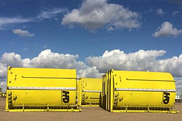 Wolverine Energy & Infrastructure Services OILFIELD RENTALS