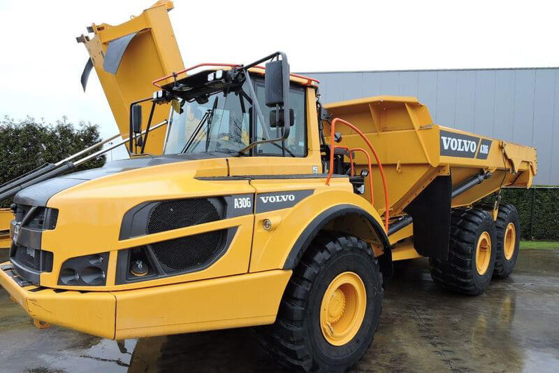 Wolverine Energy & Infrastructure Services Heavy Equipment Rentals